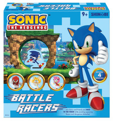 Sonic The Hedgehog - Battle Racers