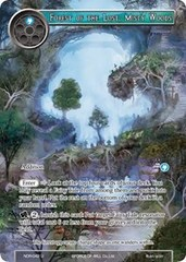 Forest of the Lost, Misty Woods - NDR-042 - U - Full Art