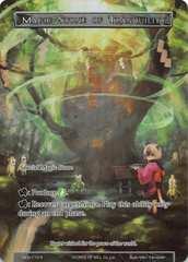 Magic Stone of Tranquility - NDR-110 - R - Full Art
