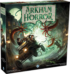 Arkham Horror - 3rd Edition - Core Set + Premium Rulebook