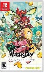 Wonder Boy The Dragon's Trap