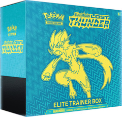 Sun & Moon - Lost Thunder Elite Trainer Box