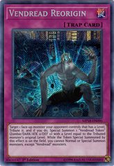 Vendread Reorigin - MP18-EN090 - Secret Rare - 1st Edition