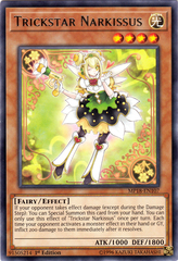 Trickstar Narkissus - MP18-EN107 - Rare - 1st Edition