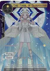Och, Angel of Clairvoyance - NDR-012 - C - Full Art