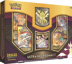 Pokemon: Dragon Majesty Ultra Necrozma GX Figure Collection Box