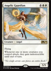 Angelic Guardian (2018 Gift Pack) - Foil