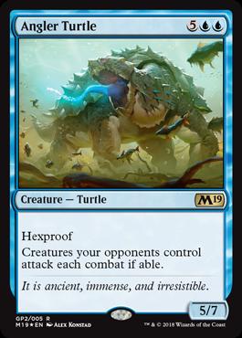 Angler Turtle - Gift Pack 2018