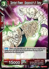 Tainted Power, Spopovich & Yamu - TB2-015 - C