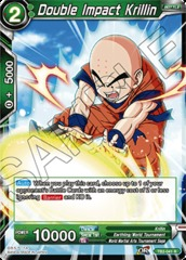Double Impact Krillin - TB2-041 - R on Channel Fireball