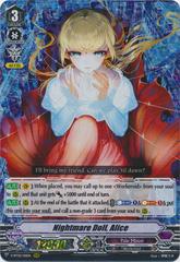 Nightmare Doll, Alice - V-BT02/011EN - RRR