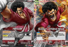 Hercule // Bundle of Confidence Hercule - TB2-001 - UC - Foil