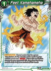 Feet Kamehameha - TB2-049 - C - Foil on Channel Fireball
