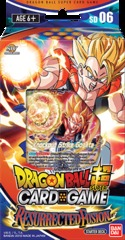 Dragon Ball Super TCG - Starter Deck SD06: Resurrected Fusion Starter Deck