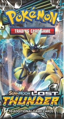 Pokemon: Sun & Moon Lost Thunder Booster Pack