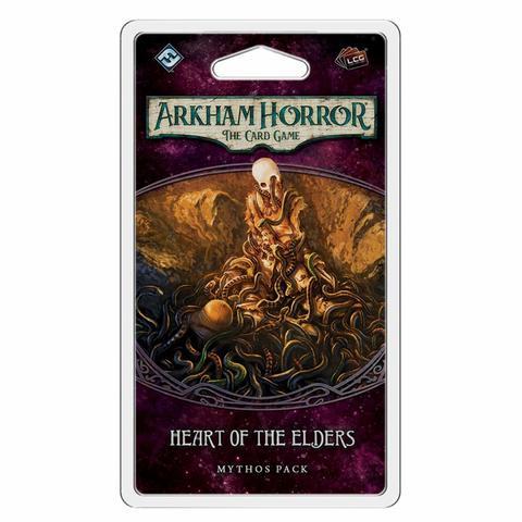 Arkham Horror LCG - Heart of the Elders Mythos Pack