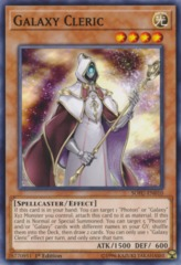 Galaxy Cleric - SOFU-EN010 - Common - 1st Edition