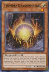 Thunder Dragonmatrix - SOFU-EN018 - Rare - 1st Edition