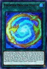 Thunder Dragon Fusion - SOFU-EN060 - Ultra Rare