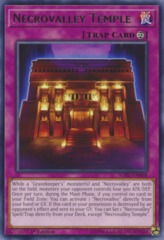 Necrovalley Temple - SOFU-EN068 - Rare - 1st Edition