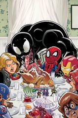 Marvel Super Hero Adventures Captain Marvel #1 Mealtime Mayh (STL100950)
