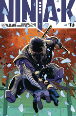 Ninja-K #13 (Cover A - Kano)