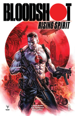 Bloodshot: Rising Spirit #1 (Cover A - Massafera)