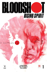 Bloodshot: Rising Spirit #1 (Cover B - Mack)