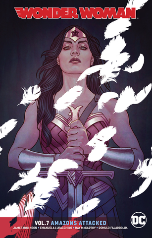 Wonder Woman Tp Vol 07 Amazons Attacked (STL100539)