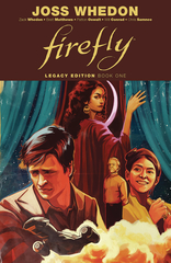 Firefly Legacy Edition Trade Paperback Vol 01