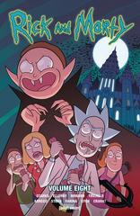 Rick & Morty Tp Vol 08 (STL091940)