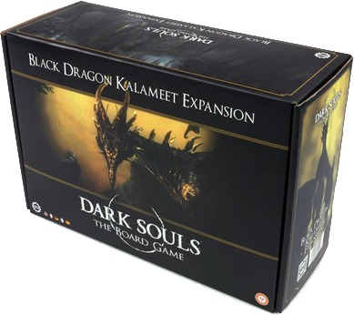 Dark Souls: The Board Game - Black Dragon Kalameet Boss Expansion