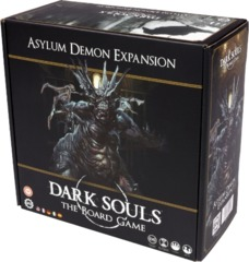 Dark Souls: The Board Game - Asylum Demon Boss Expansion