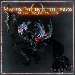 Dark Souls: The Board Game - Manus, Father of the Abyss Boss Expansion