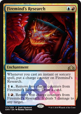 Fireminds Research - Foil Draft Weekend Promo