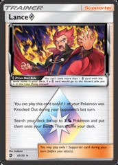 Lance Prism Star - 61/70 - Holo Rare on Channel Fireball