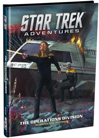 Star Trek Adventures - Operations Division  Supplement