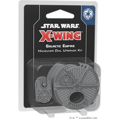 Star Wars X-Wing - 2nd Edition - Galactic Empire Maneuver Dial Upgrade Kit
