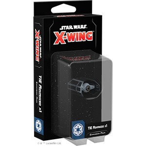 Star Wars X-Wing - Second Edition - TIE Advanced x1 Expansion Pack