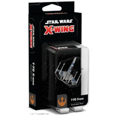 Star Wars X-Wing - 2nd Edition - T-70 X-Wing Expansion Pack