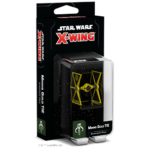 Star Wars X-Wing - Second Edition - Mining Guild TIE Expansion Pack