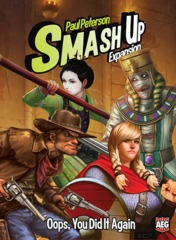 Smash Up: Oops, You Did It Again Expansion