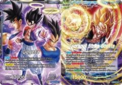 Gogeta // Knockout Strike Gogeta - SD6-01 - ST