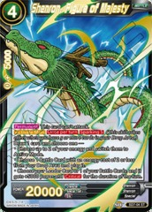 Shenron, Figure of Majesty - SD7-04 - ST - Foil