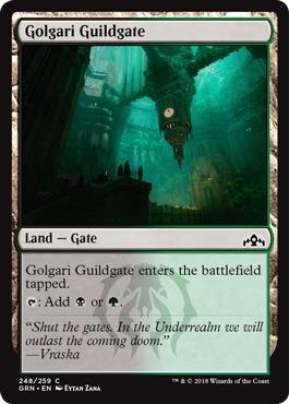 Golgari Guildgate (248)