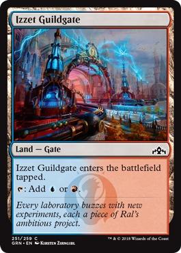Izzet Guildgate (251)
