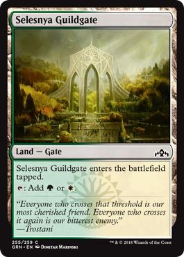 Selesnya Guildgate (255)
