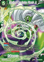 Destined Conclusion Piccolo Jr. - TB2-039 - SPR on Channel Fireball