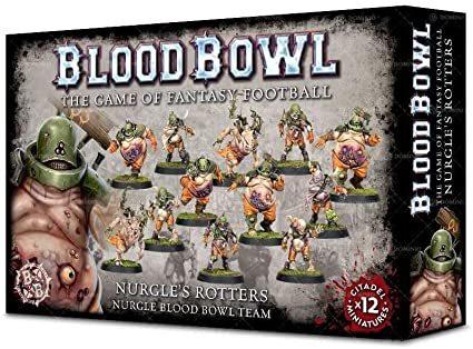 Blood Bowl: Nurgles Rotters Team