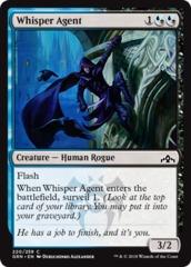 Whisper Agent - Foil